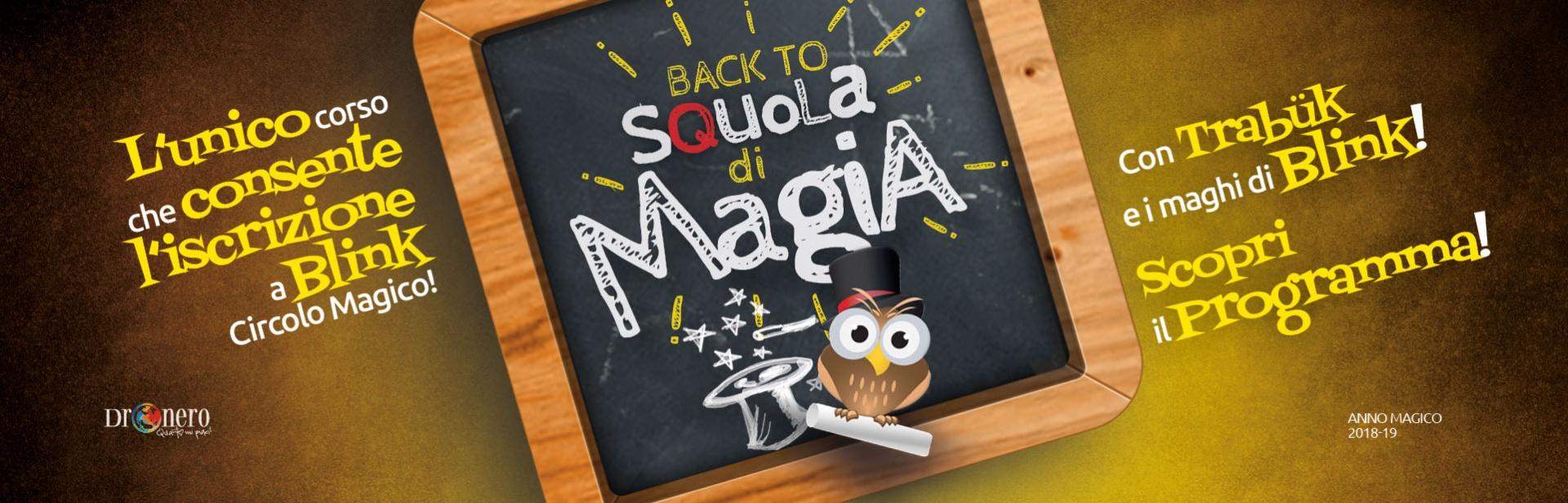 A Squola di magia - l'unica scuola di magia