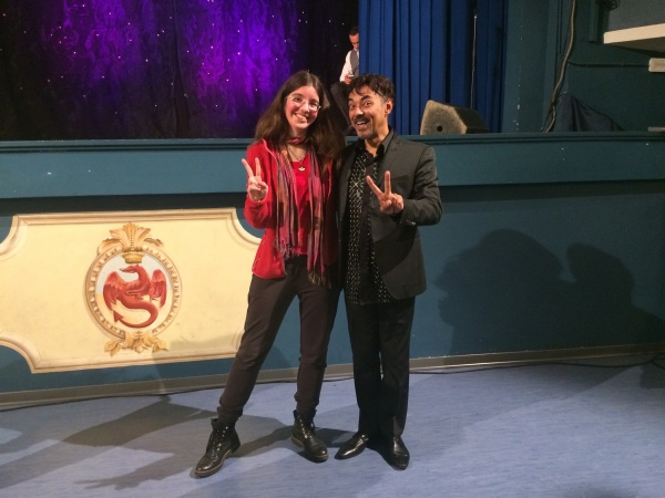 Quando la magia si fa con i suoni: l'arte del ventriloquo Samuel a Blink