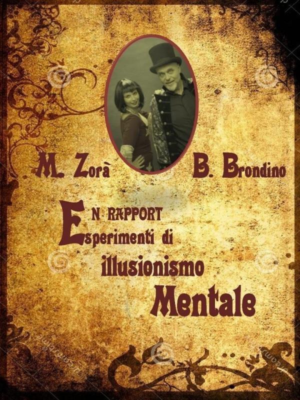 Beppe Brondino e Madame Zorà a Blink