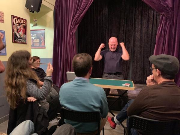 Sorpresa di Marco Berry a Blink Circolo Magico di Dronero