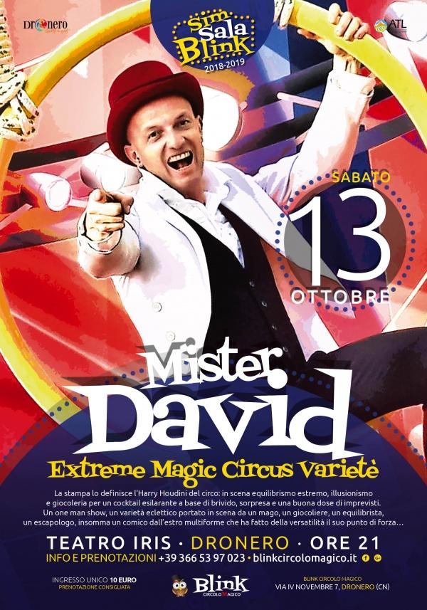 Mister David