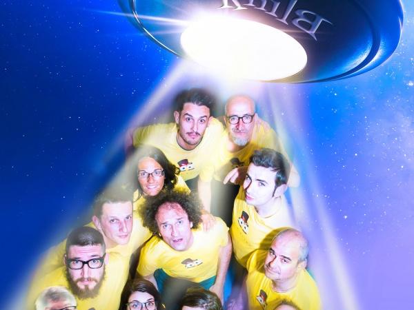 Knilb chiama Blink: il nuovo magico spettacolo dove tutto è possibile.